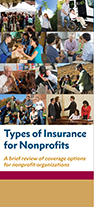 Types of Insurance for Nonprofits