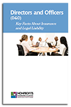 Nonprofit Directors and Officers: Key Facts About Insurance and Legal Liability